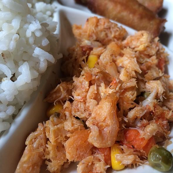 Crabmeat Comida