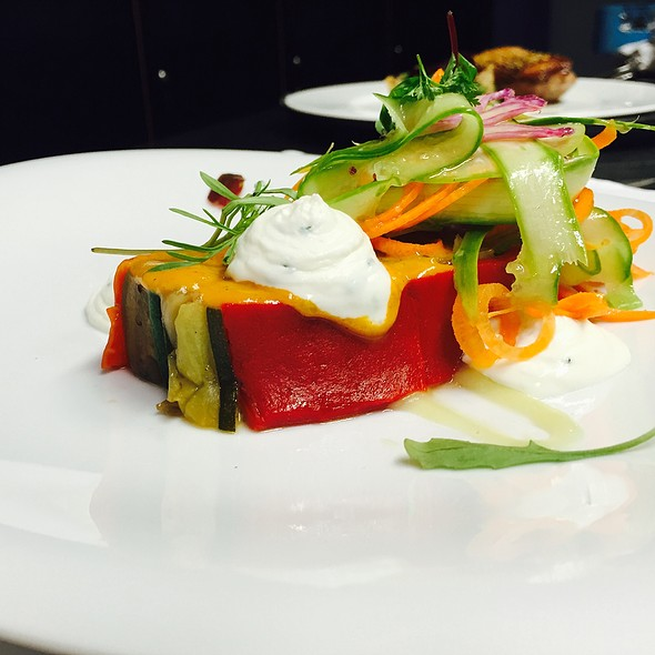 Vegetables Terrine