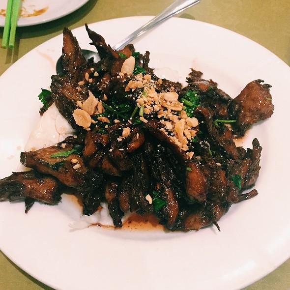 Shan Dong Chicken 山東雞