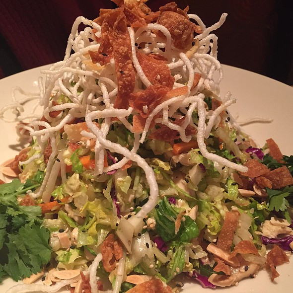 Skinnyliscious Asian Chopped Salad