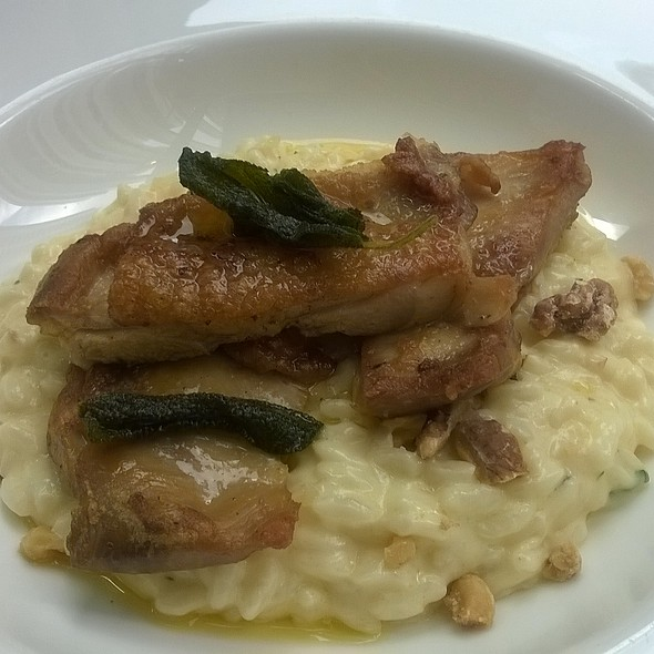 Semi Buffet Lunch - Risotto with Chicken