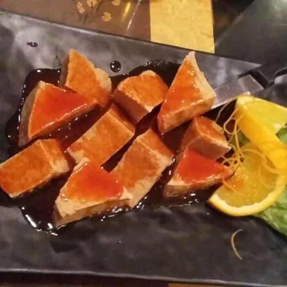 Tofu On Fire @ Sirinat Thai