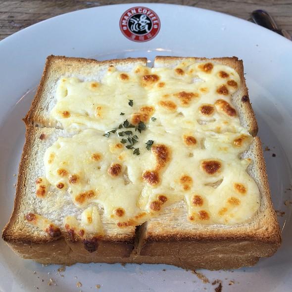 Mozzarella Toast