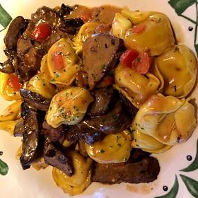 Braised Beef And Tortellini @ Olive Garden