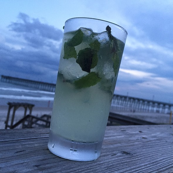 Mojito @ Daddy Mac's Beach Grille