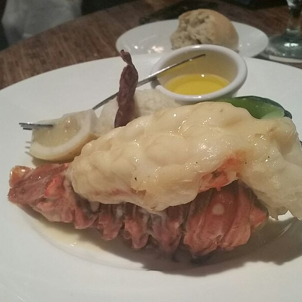 Lobster Tail @ Sea House Restaurant