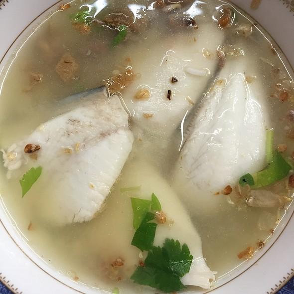 ข้าวต้มปลาเต๋าโต้ย @ ข้ามต้มปลากิมโป้
