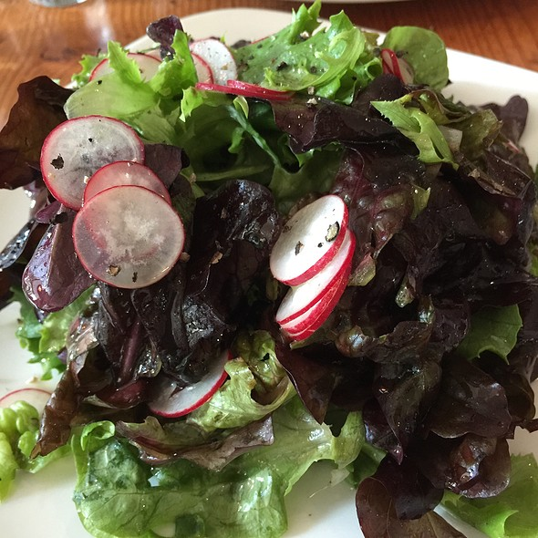 Little Gems Salad @ Hock Farm Craft & Provisions