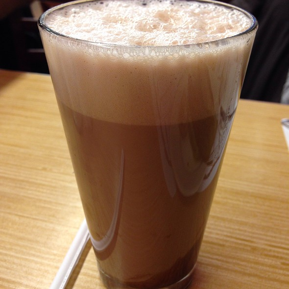 Nee York Egg Cream