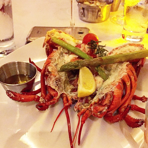 Lobster @ The Norwegian Getaway Cruise Ship