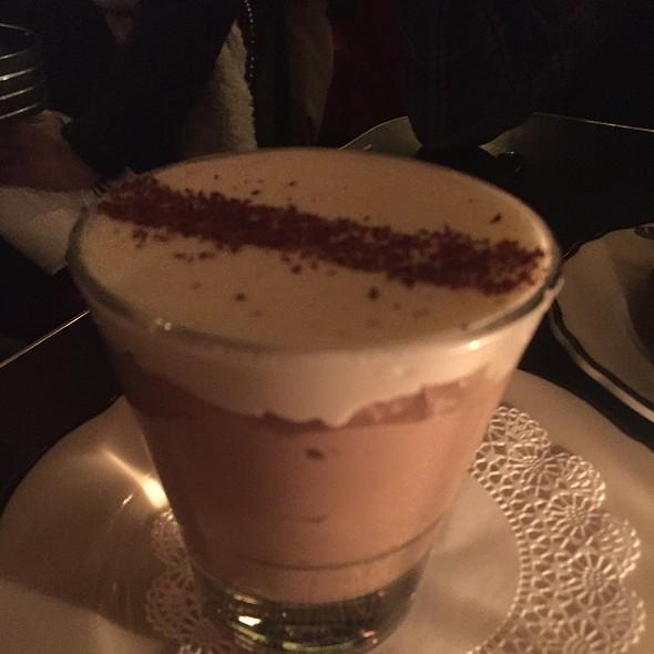 Chocolate Mousse @ Rosebud Diner