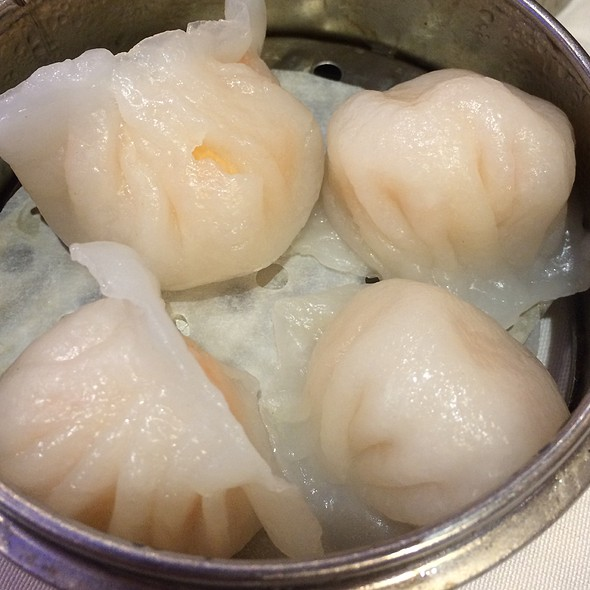 Steamed Shrimp Dumplings @ Delight 28 Restaurant