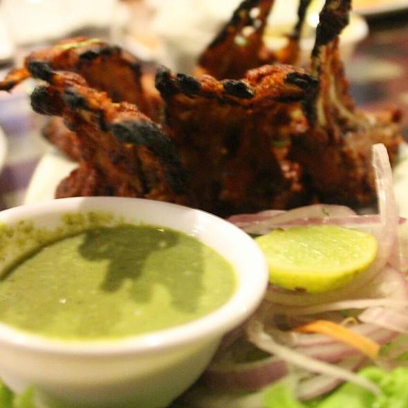 LAL BARRAH @ Savoury - Sea Shell Restaurant