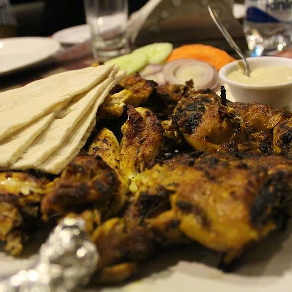 Al faham dijaj @ Savoury - Sea Shell Restaurant