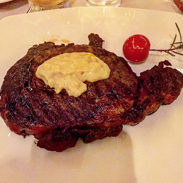 Meat @ Norwegian Gem--Cagney's Steakhouse
