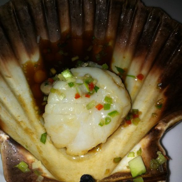 Scallops - MR CHOW - TriBeca, New York, NY
