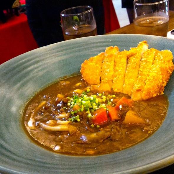 Katsu Curry Oudon @ Oudon Japanese Udon Noodles