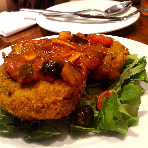 Funghi Portobello con Verdurine @ Peperoni Pizzeria