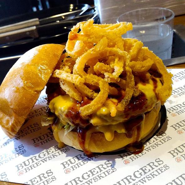 Winner Winner Chicken Dinner @ B&B Burgers and Brewskies