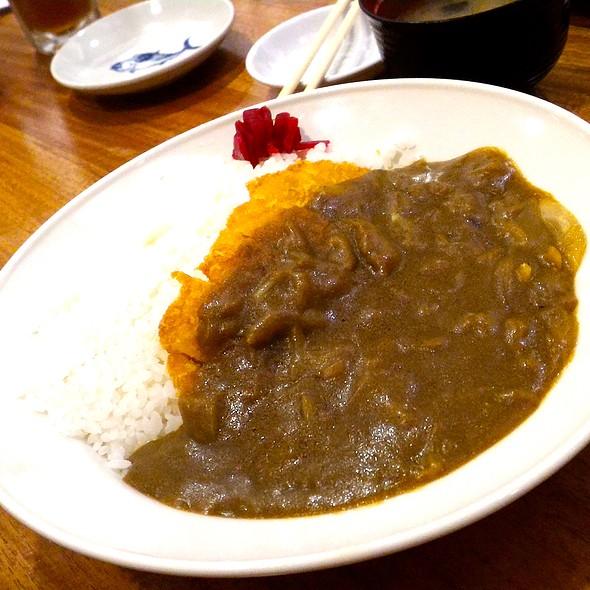 Katsu Curry Don @ Nihonbashi Tei