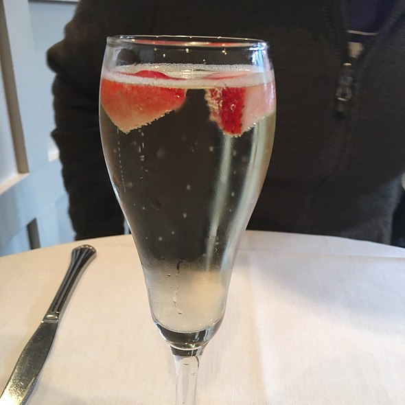 Strawberries and Champagne - The Warehouse, Alexandria, VA