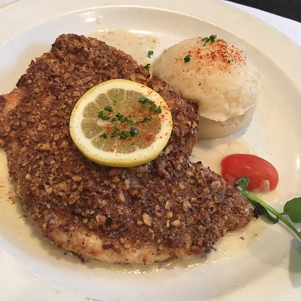 Spicy Pecan Crusted Chicken - The Warehouse, Alexandria, VA