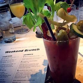 Bloody Mary - The Worthington Inn, Columbus, OH