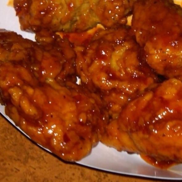 Chicken Wings @ Buffalo Wild Wings Grill & Bar