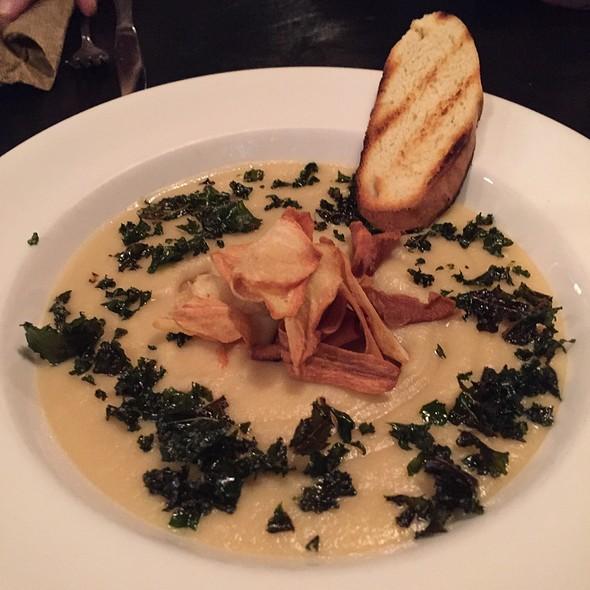 Parsnip And Apple Soup @ The Blarney Stone Irish Tavern