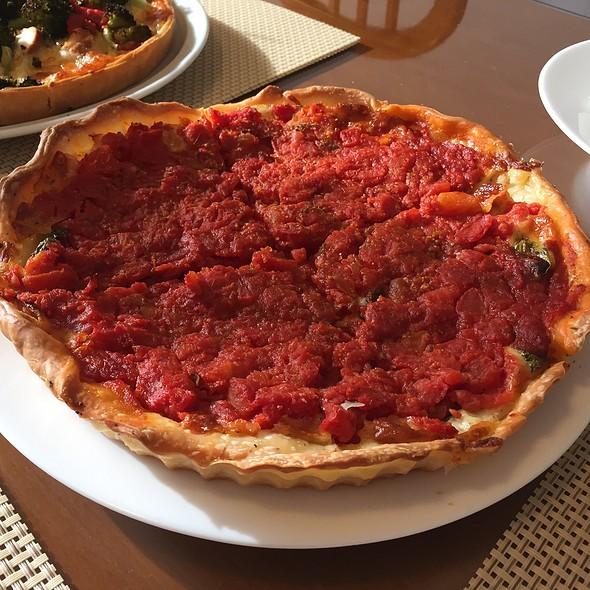 Tomato Pie @ Foodsherpas