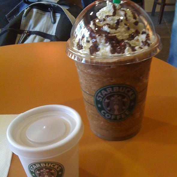 Frappuccino al cioccolato
