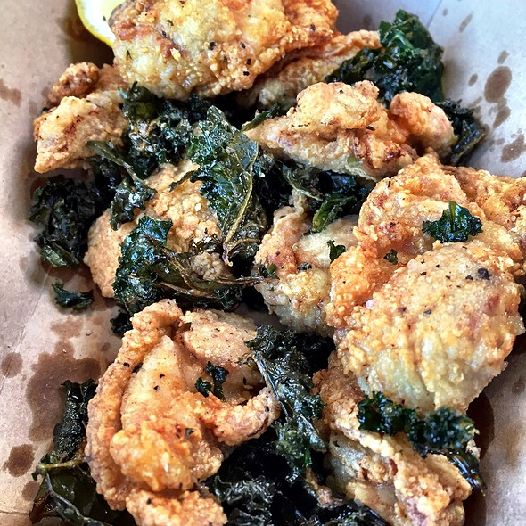 Chicken Oysters