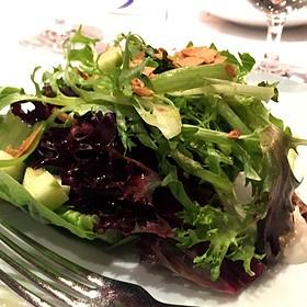 Lemon Vinaigrette Salad