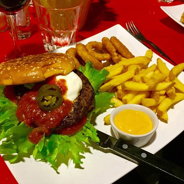 Texmex Burger