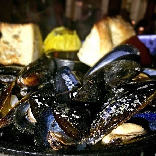 Black Skillet Roasted Mussels  - Timpano Italian Chophouse - Ft. Lauderdale, Fort Lauderdale, FL