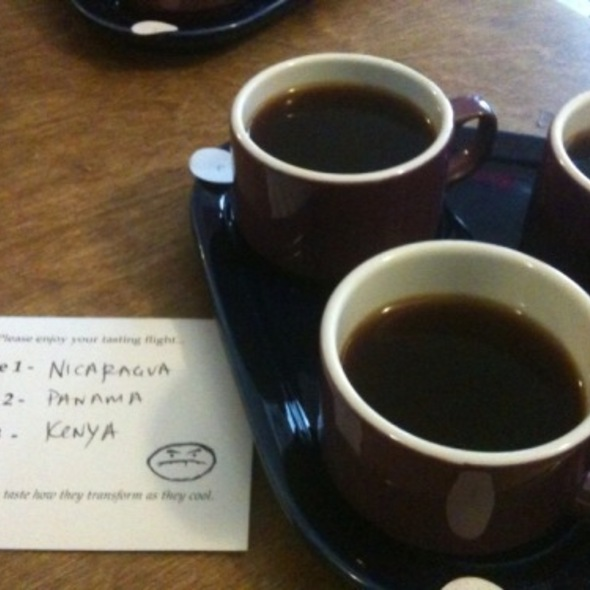 Drip Coffee @ Cafe Grumpy