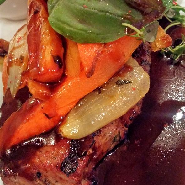 Sirloin Steak @ Restaurang Golden Cave