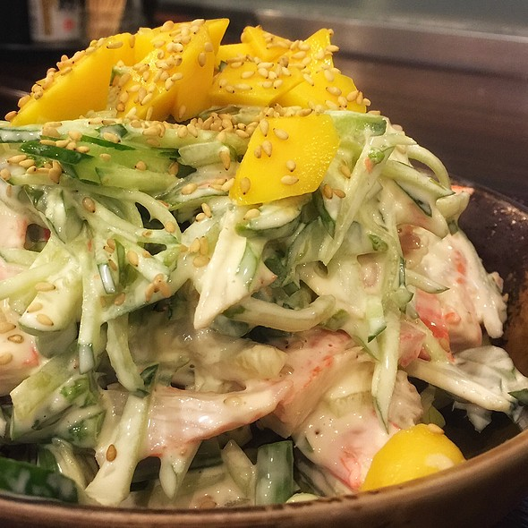 Special Kani Salad
