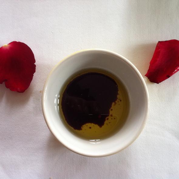 Olive Oil And Balsamic Vinegar @ Kasbah Tamadot