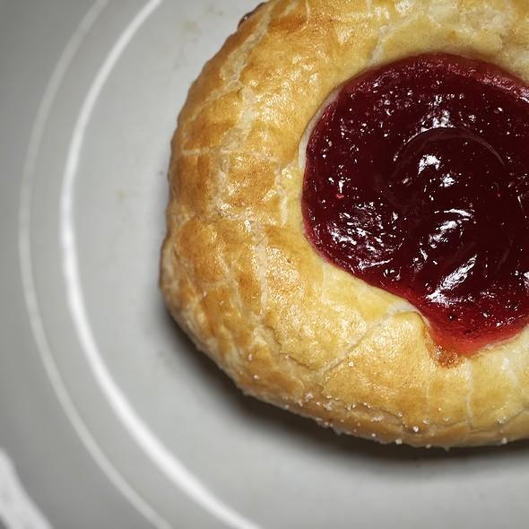 Raspberry Pastry @ La Azteca Bakery