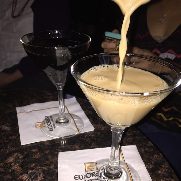 Chocolate Martini - Roxy - Eldorado Resort Casino, Reno, NV