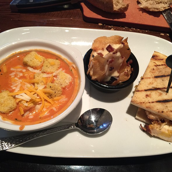 Tomato Soup @ Longhorn Steakhouse
