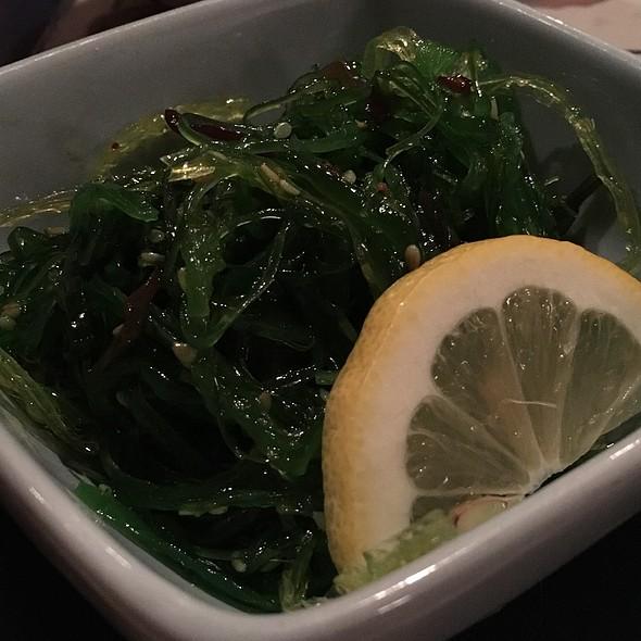 Wakame Salad @ Fujiya