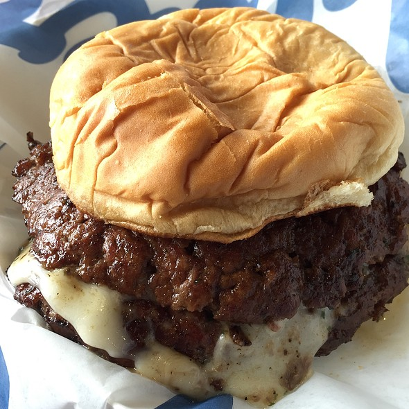 Mushroom And Swiss Butter Burger @ Culver's