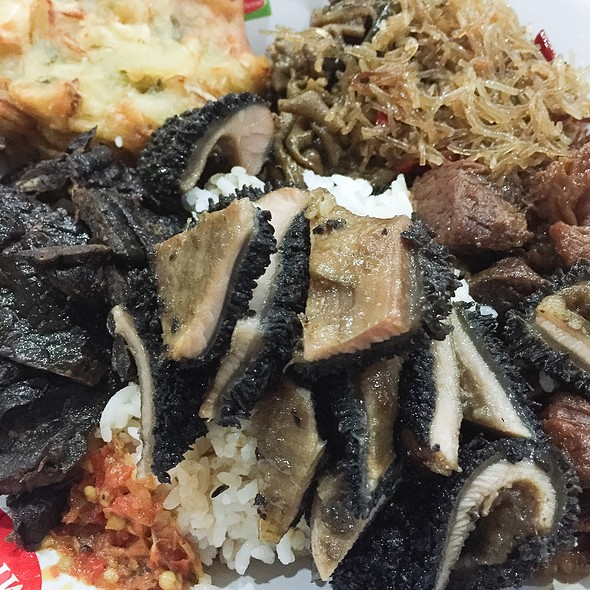 Nasi Campur @ Warung Nasi C' Mar
