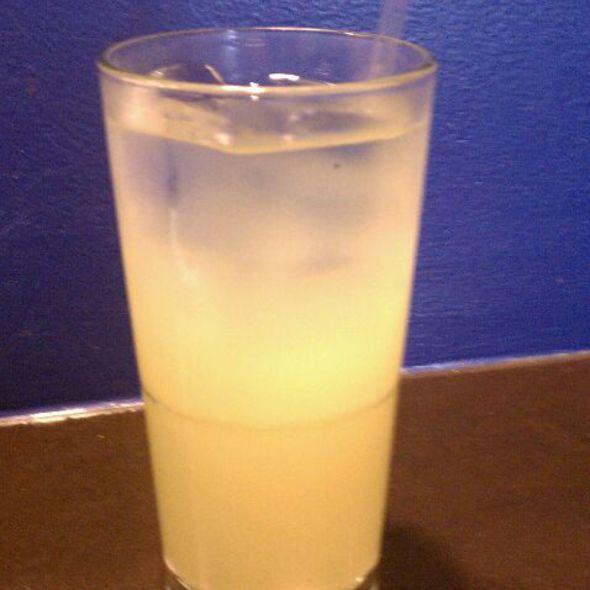 Pineapple Lime Mint Agua Fresca @ Xoco