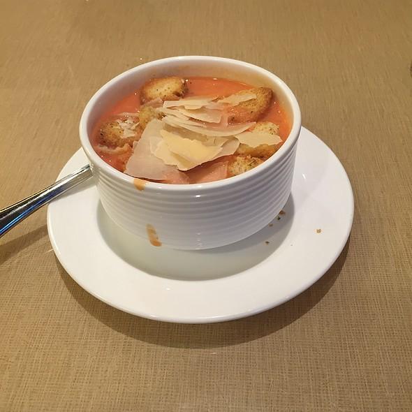 Tomato Bisque @ B-Line Diner