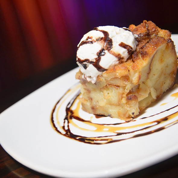 Homemade Bread Pudding - Biscuits and Blues, San Francisco, CA