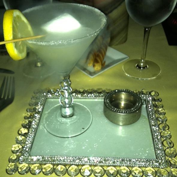 Diamonds Are Forever Martini - Barton G. The Restaurant - Miami Beach, Miami Beach, FL