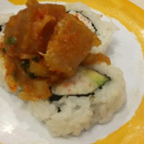 Tuna Poke @ Genki Sushi